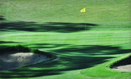 18-Hole Round of Golf for Four Including Cart Rental - Pajaro Valley Golf Club in Royal Oaks