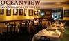Oceanview Restaurant (Old Owner) - La Crescenta-Montrose: $15 for $30 Worth of Fare at Oceanview Bistro in Montrose