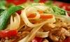 Karakade Thai Cuisine - Palm Park: $15 for $30 Worth of Thai Cuisine and Drinks at Karakade Thai Cuisine in Redwood City