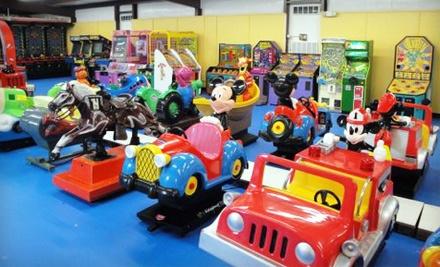 Kiddie Mia's Family Fun Center - Kiddie Mia's Family Fun Center in Shreveport