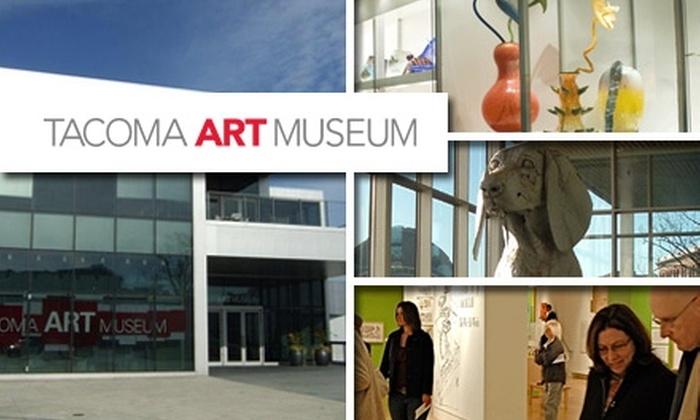 Tacoma Art Museum - New Tacoma: $4 Admission to the Tacoma Art Museum ($9 Value)