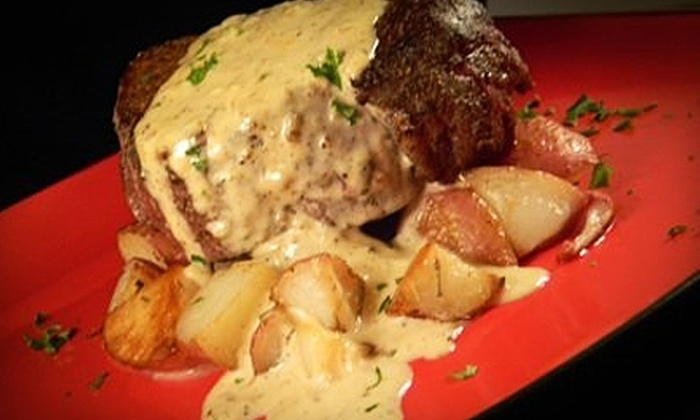 City Grill - Gulf Shores: $15 for $30 Worth of Gastropub Fare for Dinner or $7 for $15 Worth for Lunch at City Grill