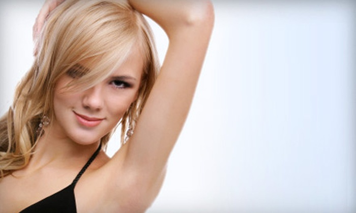 Lowcountry Plastic Surgery Center - Mount Pleasant: $150 for Three Laser Hair-Removal Sessions at Lowcountry Plastic Surgery Center in Mount Pleasant (Up to $2,150 Value)