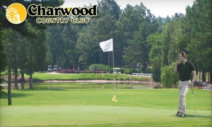 Charwood Country Club - West Columbia: $36 for a Round of Golf for Two Including Cart Rental at Charwood Country Club in West Columbia (Up to a $78 value)
