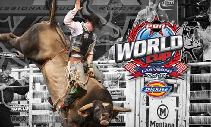 Professional Bullriders - Paradise: $12 for One Ticket to the Professional Bull Riders World Cup on Sunday, April 18, at 11:30 a.m. ($31 Value). See Below for Additional Dates.