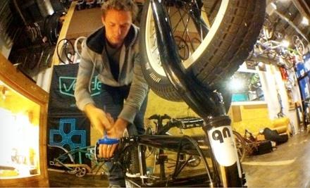 The Hub Bikes & Beans: Bike Tune-Up - The Hub Bikes & Beans in Springfield