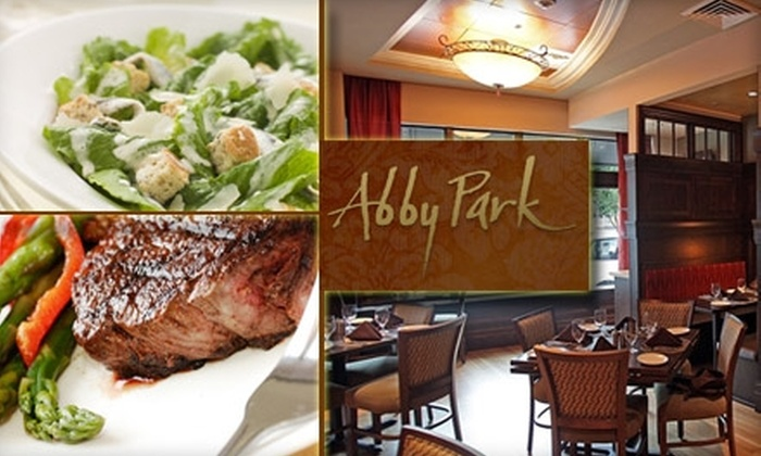 Abby Park - Milton: $15 for $35 Worth of Modern American Cuisine and Drink at Abby Park