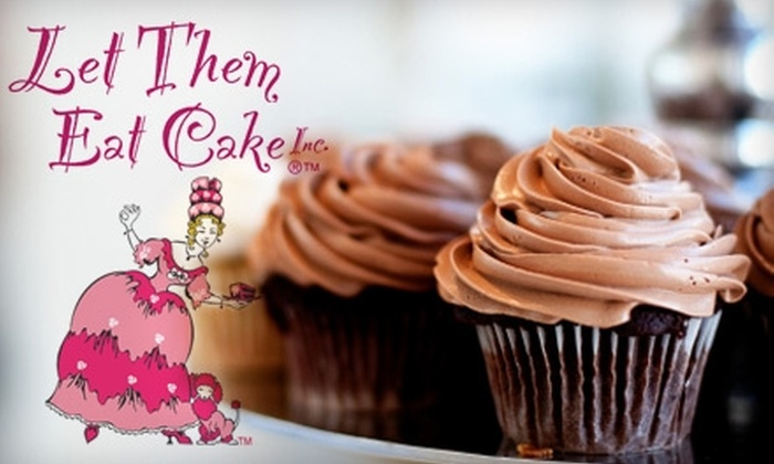 Let Them Eat Cake - Camelback East: $74 for an Adult 101 Cake-Decorating Class at Let Them Eat Cake ($149 Value)