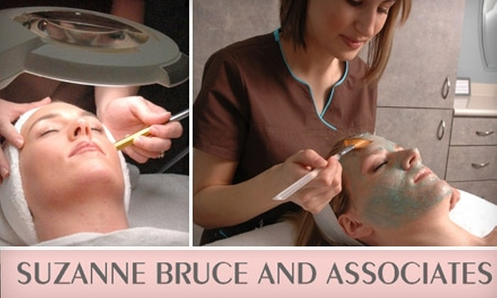 Suzanne Bruce & Associates - Great Uptown: $59 for a Relaxing Facial or Vivité Chemical Peel from The SPA at Suzanne Bruce & Associates