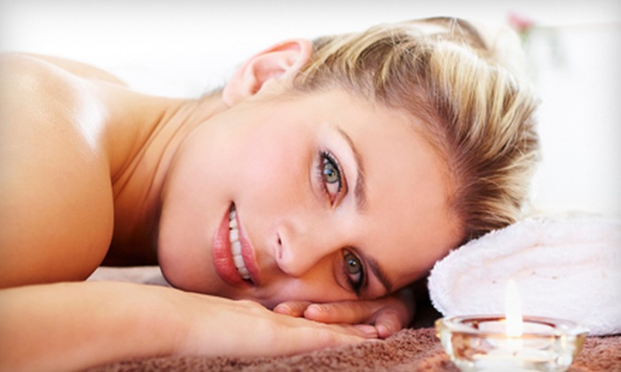 The Face Place Baltimore - Ellicott City: $40 for a Spa Package with Choice of Massage or Facial and Aromatherapy Eucalyptus Steam at The Face Place in Columbia (Up to $116 Value)