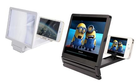 Pantalla amplificadora para smartphones y móviles disponible en 2 colores por 9,90 € (55% de descuento)