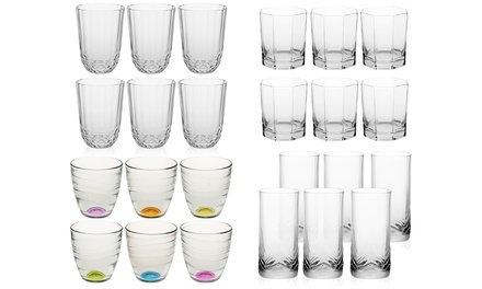 Pasabahce Glasses and Tumblers