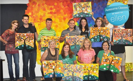 Kids Art Class (a $25 value) - Spirited Art Little Rock in Little Rock