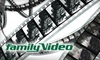 Family Video **NAT**: $10 for $20 Worth of Movies, Video Games, and More from FamilyVideo.com