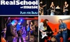 The Real School of Music - Burlington: $50 for $100 Worth of Music Lessons at The Real School of Music