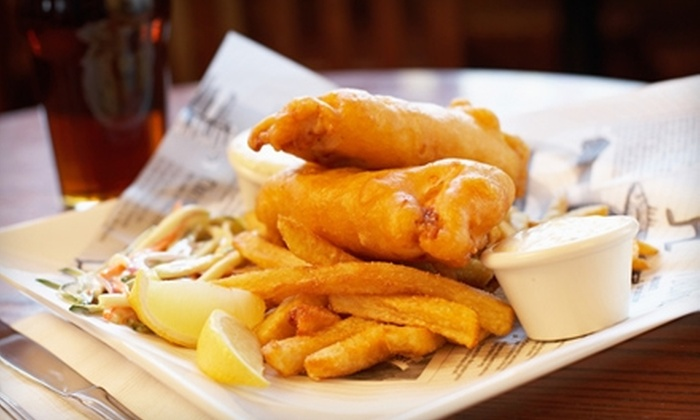 Claddagh Irish Pub - Eastside: $15 for $30 Worth of Irish Dinner Fare at Claddagh Irish Pub (or $10 for $20 Worth of Lunch)