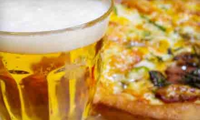 Kozy Korner - North Hudson: $16 for Large Specialty Pizza and Pitcher of Beer or Soda at Kozy Korner in North Hudson (Up to $32.75 Value)