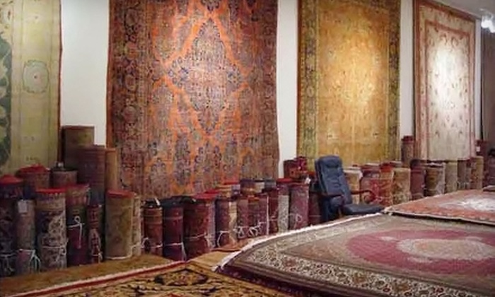 Solomon's Collection & Fine Rugs - Quincy: $299 for $700 Worth of Oriental Rugs at Solomon's Collection & Fine Rugs in Quincy