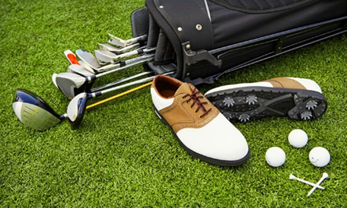 Golf Stop Inc. - Ward 6: $25 for $50 Worth of Golf Clubs, Gear, and Apparel at Golf Stop Inc.