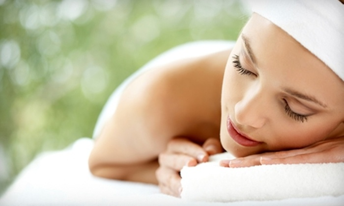 Diamanté Day Spa - Harbordale: Spa Services Plus $20 Gift Card at Diamanté Day Spa. Three Options Available.