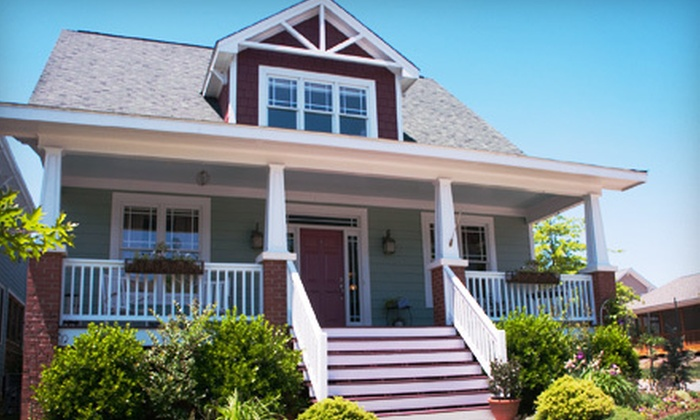 G & C Contracting - Raleigh / Durham: $85 for Exterior Power Washing for Up to 2,000 Square Feet from G & C Contracting ($350 Value)