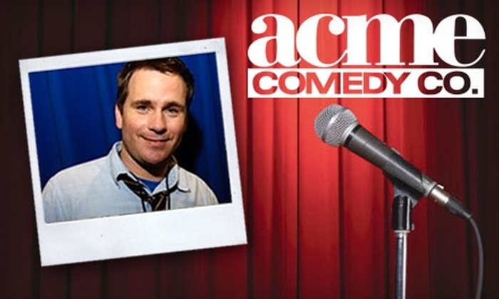 Acme Comedy Company - Warehouse District: $15 for Two Tickets to Kjell Bjorgen at Acme Comedy Company ($30 Value). Five Dates and Seven Showtimes Available.