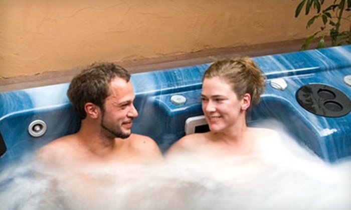 Elements Hot Tub Spa - Amherst Center: $30 for a One-Hour Private Hot-Tub Spa Session for Two at Elements Hot Tub Spa ($60 Value)