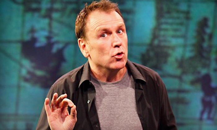 """Colin Quinn's """"Long Story Short"""" - Fox Theater at Foxwoods Resort Casino: $28 for Outing to See Colin Quinn's """"Long Story Short"""" in Mashantucket, Connecticut, on February 18 (Up to $57.50 Value)"""