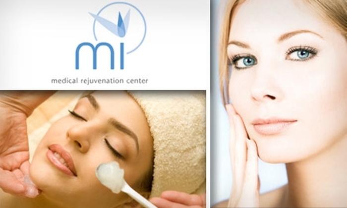 Mi Medical - Chino Hills: $30 for a European Facial at Mi Medical Rejuvenation Center