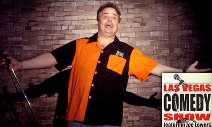 Las Vegas Comedy Show - The Strip: $10 for One Ticket to the Las Vegas Comedy Show Featuring Joe Lowers