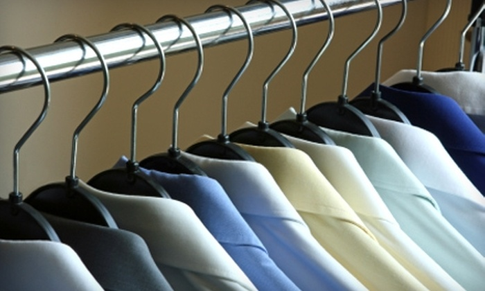 Champion Cleaners - North Naples: $10 for $20 Worth of Dry Cleaning with Free Pick-Up and Delivery from Champion Cleaners