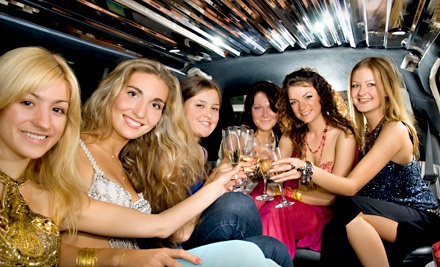 Stretch Limousine Package (a $210 total value) - Status Limousine in