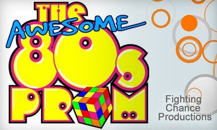 The Awesome 80s Prom - Kensington-Cedar Cottage: $40 for Two Tickets to The Awesome 80s Prom ($80 Value)