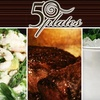 Half Off American Fare at 50 Plates