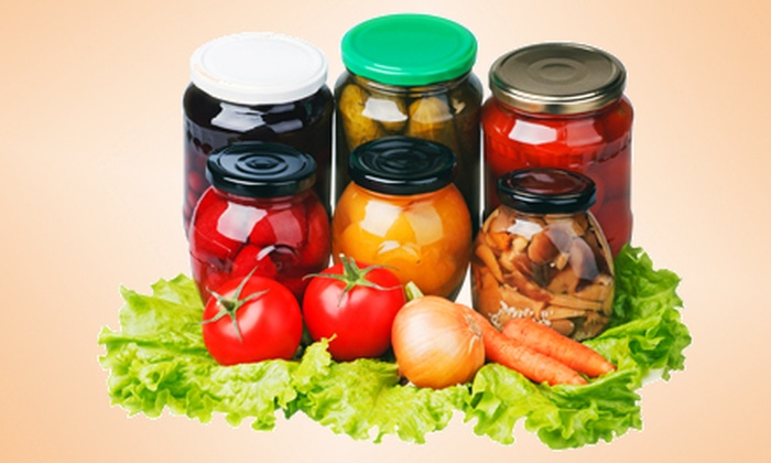 Aquaponics and Earth Sustainable Living - DeSoto: Canning Class with Lunch for One, Two, or Four at Aquaponics and Earth Sustainable Living in DeSoto (Up to 67% Off)