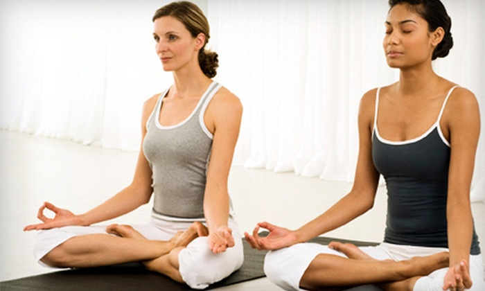 Hot Yoga Ahwatukee - Ahwatukee Foothills: $39 for 10-Class Package or One Month of Unlimited Classes at Hot Yoga Ahwatukee (Up to $150 Value)