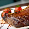56% Off Four-Course Steak Dinner for Two at Statler Grill