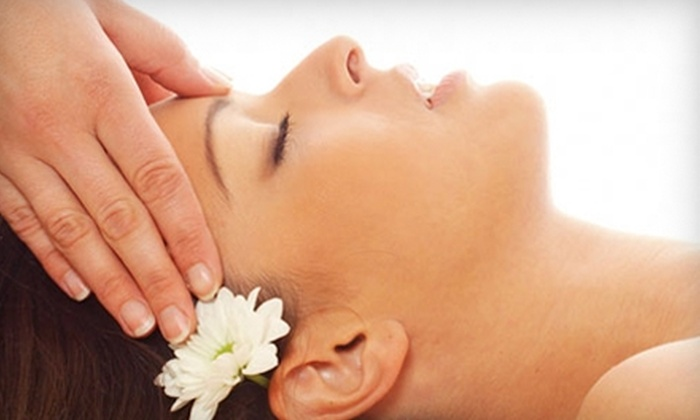 Urban Body Health Spa - Waterloo: $45 for a One-Hour Signature Facial ($96.05 Value) or $25 for a Gel Manicure ($50.85 Value) at Urban Body Health Spa