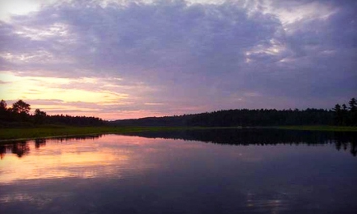 Gold Mine Resort - Orr: Cabin and Boat Rental at Gold Mine Camp in Orr. Three Options Available.