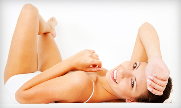 Laser Derm Med Spa - Brownsville: Six Laser Hair-Removal Treatments on a Small, Medium, or Large Area at Laser Derm Med Spa (Up to 89% Off)