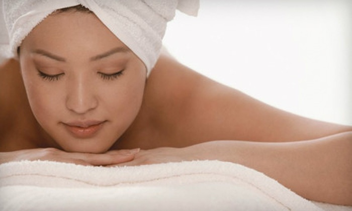 The Gentle Dragon - Waldport: $79 for Holistic Massage, Reflexology Massage, and Gift Bag at The Gentle Dragon in Yachats ($170 Value)