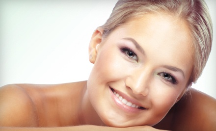 30-Minute LED Light-Therapy Facial (a $85 value) - Bombshell Salon & Boutique in Encinitas