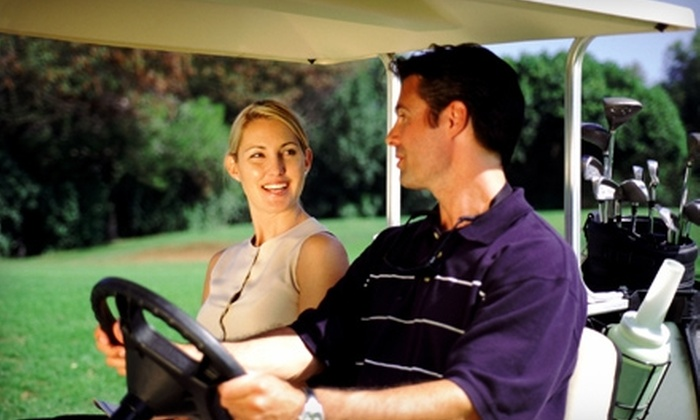 Bonnie Crest Country Club - Montgomery: $30 for One Round of Golf for Two and Golf Cart at Bonnie Crest Country Club ($60 Value)