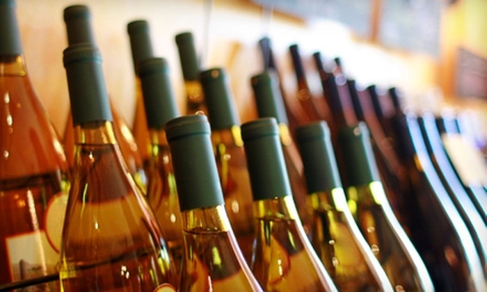 The Wine Shack - Huntington: $15 for $30 Worth of Wine at The Wine Shack in Huntington