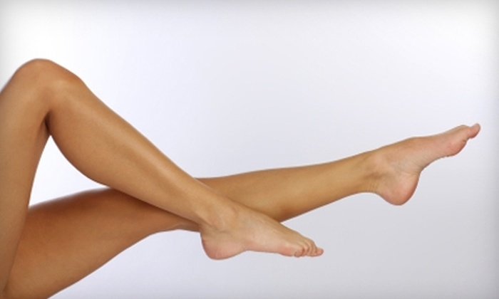 Vanishing Veins of Oklahoma - The Greens: $99 for One Sclerotherapy Treatment for Varicose and Spider Veins at Vanishing Veins of Oklahoma (Up to $300 Value)