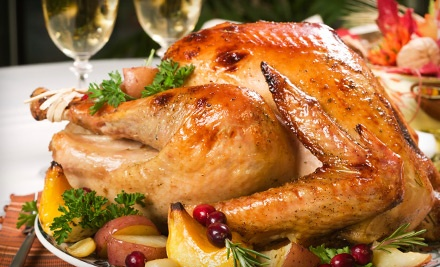 Hickory-Smoked Turkey Pickup ($66 value) - Cricket & Kyle's Catering in Summerville