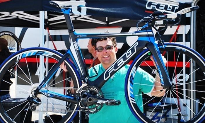 Hub City Bicycle Co. - Jackson: $30 for a Pro Bike Tune-Up at Hub City Bicycle Co. in Jackson ($60 Value)