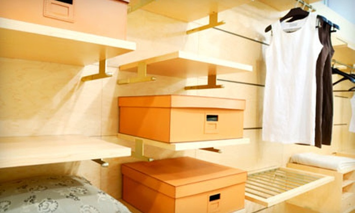 Klutterbuster - League City Heights: $60 for Three Hours of Home-Organization Services from Klutterbuster ($150 Value)