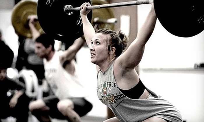 The Shop - Topeka: $50 for One Month of Unlimited Fitness Classes at The Shop ($100 Value)