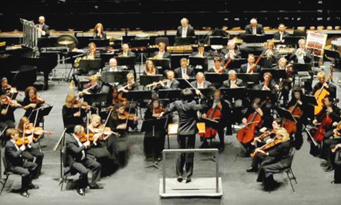 Beethoven Festival - Multiple Locations: One Ticket to One Concert at San Antonio Symphony's Beethoven Festival at the Majestic Theatre (Up to $69.75 Value)